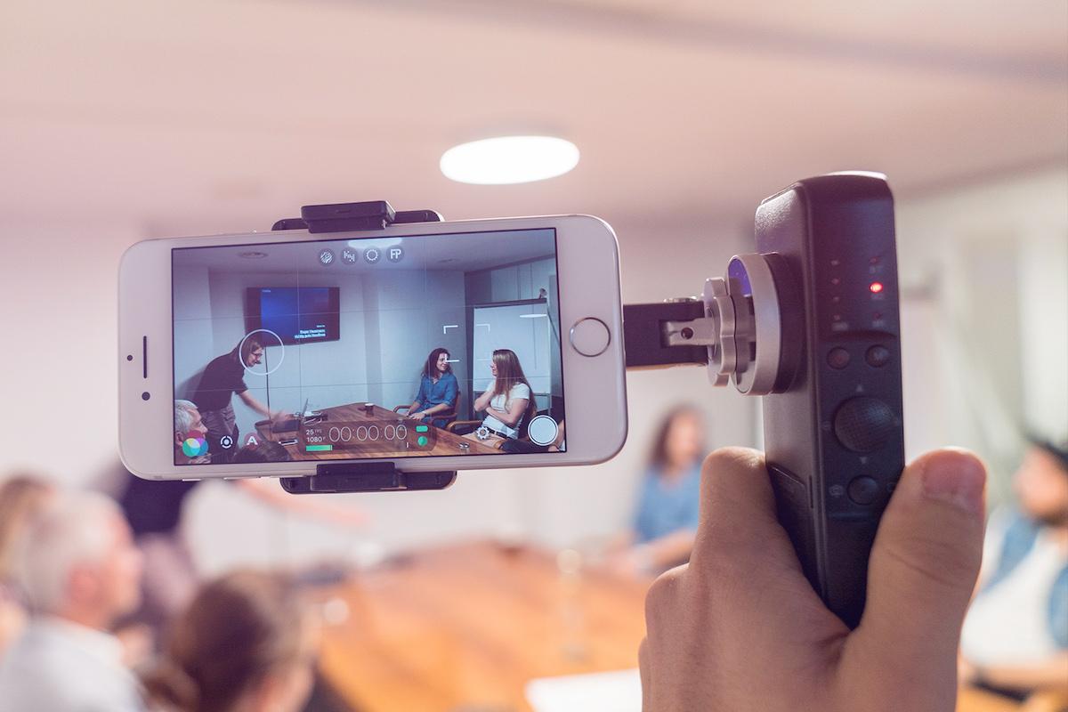Video ist auch ein Handwerk –Kompetenzen in der Online-Kommunikation