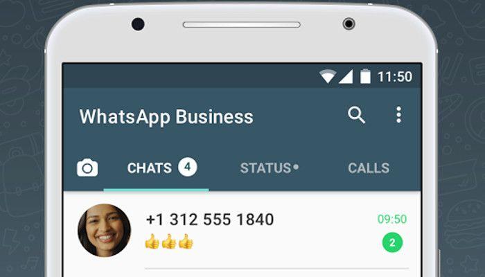 WhatsApp Business gelauncht: Das sind die neuen Funktionen für Unternehmen   OnlineMarketing.de